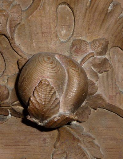 Mantlepiece detail